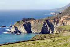 Free Big Sur In California Stock Images - 4735704