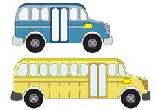 Free School Buses Stock Image - 4736921