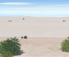 Free Beach 1 Stock Photography - 4737072