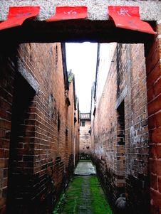 Chinese   Vernacular Dwelling Stock Photos