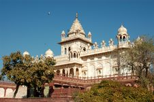 Free White Palace In Jodpur, India Royalty Free Stock Photo - 4737475