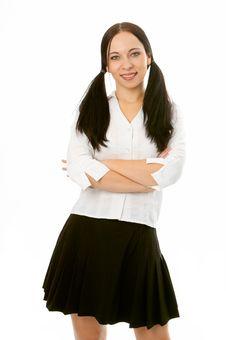 Free Beauty Woman Portrait Stock Image - 4738061
