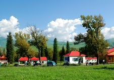 Free Meadow In Xinjiang-4 Stock Images - 4738094