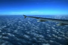 Free Clouds - View From Flight 96 Stock Photo - 4738230
