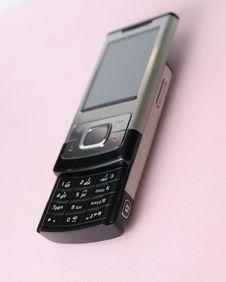 Modern 3g Handphone Stock Images