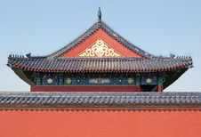 Free Roof, Temple Of Heaven Stock Photos - 4739073