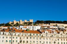 Free The Castelo De Sao Jorge Royalty Free Stock Photo - 4739685