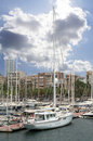 Free Boats And Yachts In Port Royalty Free Stock Photo - 4741095