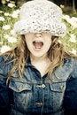 Free Screaming Woman Stock Image - 4741831