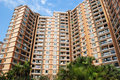 Free An Apartment Block Under Blue Sky Royalty Free Stock Photography - 4743377