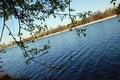 Free Breeze On Morning Lake Stock Photos - 4745693