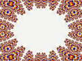 Free Flower Shaped Fractal Stock Photography - 4747472