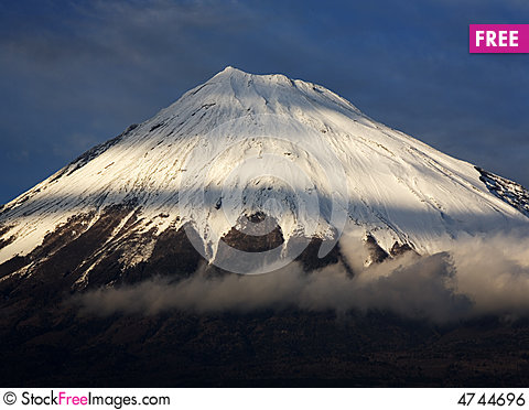 Free Mt Fuji Dg-20 Royalty Free Stock Image - 4744696