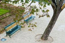 Free Garden Bench Stock Photos - 4740213