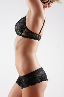 Free Woman In Lingerie Royalty Free Stock Photos - 4740668