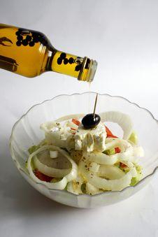 Free Greek Salad Stock Photos - 4740693