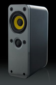 Free Speaker Stock Photo - 4741120