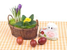 Free Easter Still-life Stock Photos - 4741403