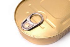 Close-up Of Closed Can Stock Images