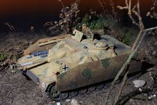 Free Tank Stock Photography - 4741742