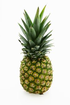 Free Rip Fresh Pineapple Stock Photos - 4741773