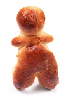 Free Gingerbread Man Royalty Free Stock Photography - 4742107
