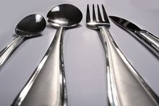 Free Set Of Kitchen Object Royalty Free Stock Image - 4742166