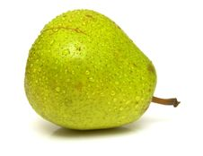Free Ripe Juicy Pear Royalty Free Stock Image - 4742606