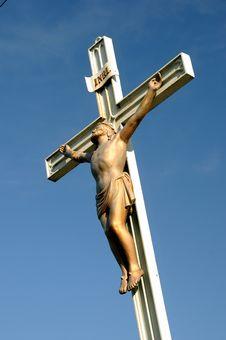 Free Crucifixion Royalty Free Stock Photos - 4743378