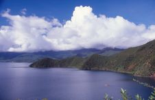 Free Lugu Lake Stock Photo - 4743780