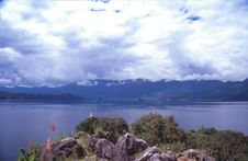 Free Lugu Lake Royalty Free Stock Images - 4743819