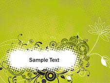 Free Sample Text Royalty Free Stock Photo - 4744265