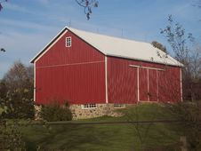 Free RED BARN Royalty Free Stock Photography - 4744307