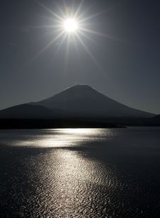 Free Mt Fuji-dg16 Stock Photo - 4744730