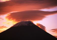 Free Mt Fuji-dg4 Royalty Free Stock Photos - 4744748