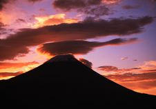 Free Mt Fuji-dg5 Royalty Free Stock Images - 4744749