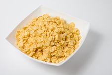 Free Bowl Of Flakes Stock Photos - 4744873