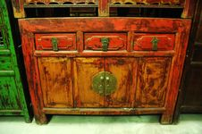 Free Ancient Furniture Royalty Free Stock Images - 4745009