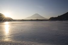 Free Mt,Fuji-dg-8060 Royalty Free Stock Photography - 4745037