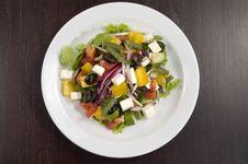 Free Salad Royalty Free Stock Image - 4745096