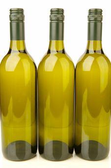 Free White Wine Bottles Stock Photography - 4745502