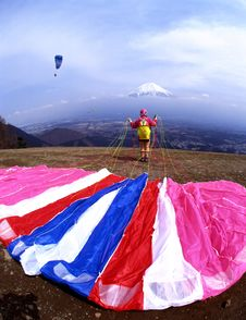 Free Mt,fuji-165 Royalty Free Stock Photo - 4745535
