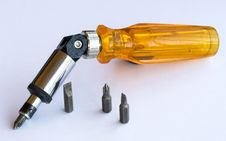 Free Screwdriver Stock Photography - 4745942