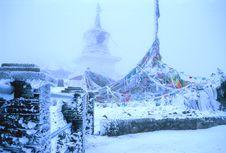 Free Tibetan Buddha Tower Stock Image - 4746511