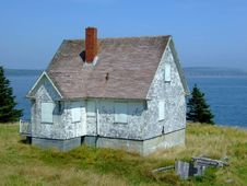 Free Old Abandoned House Royalty Free Stock Image - 4747176