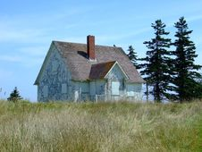 Free Old Abandoned House Stock Photography - 4747442