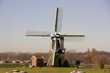 Free Wind Mill Stock Photography - 4747752