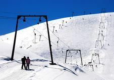 Free Ski Center Mavrovo Royalty Free Stock Images - 4748149