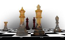 Free Chess Royalty Free Stock Photos - 4748588