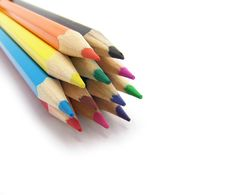 Free Colored Pencils Stock Photo - 4748660